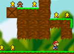 Jump Mario. Addictive online game