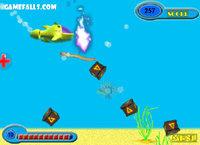 Micro Submarine. Free online game.